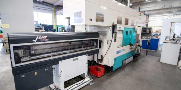 MT20 Torno CNC