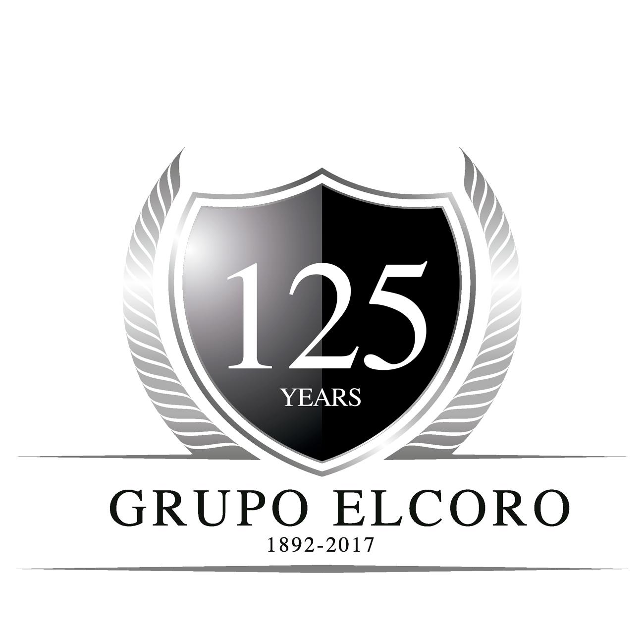 Logotipo 125 aniversario Elcoro